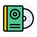 Cd Pack Dvd Icon