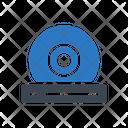 Cd Dvdrom Hardware Icon