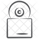 Dvd Player Cd Player Disk Rom Icon