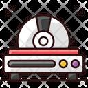 Cd Player Dvd Multimedia Icon