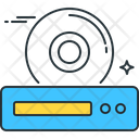 Cd Player Dvd Player Music Icon