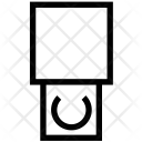 Mini Cd Rom Icon