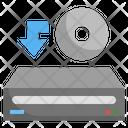 Cd Rom Cd Reader Cd Icon