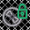 Cd Unlock Icon