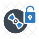 Unlock Protection Cd Icon