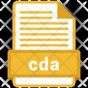 Cda File Icon