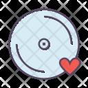 Cdc Love Heart Icon