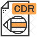 Cdr Type File Icon