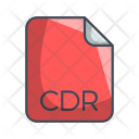 Cdr Image File Icon