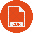 Cdr File Extension Icon