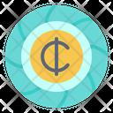 Cedi International Money Icon