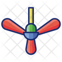 Ceiling Fan Icon