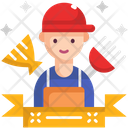 M Cleaning Icon