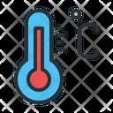 Celcius Temperature Weather Icon