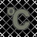 Celcius Icon
