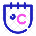 Celcius Calendar Day Icon