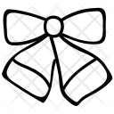 Celebration Ribbon Xmas Icon