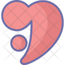 Celebration Day Heart Icon