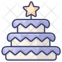 Cake Party Holiday Icon