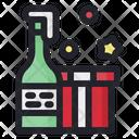 Party New Year Celebration Icon