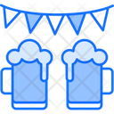 Celebration Party Drink Party Icon