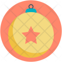 Celebration Star Ball Icon