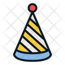 Celebration Cap Celebration Party Hat Icon