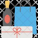Celebration Shopping Icon