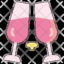 Celebration Toast Icon