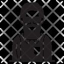 Celebrity Actor Avatar Icon