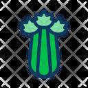 Celery Food Vegetable Icon