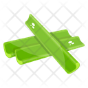 Celery Healthy Diet Natural Food Icon