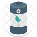 Cell Battery Botany Icon