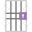 Cell Jail Lockup Icon