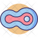 Mcell Cell Bacteria Icon