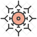 Cell Antigen Antibody Icon