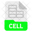 Cell file Icon
