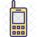 Cell Phone Cellular Phone Keypad Mobile Icon