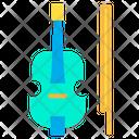 Cello Violin Violincello Icon
