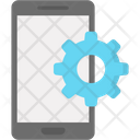 Cellphone Support Icon