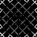 Cells Cluster Molecular Science Icon