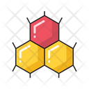 Cells Molecule Bond Icon