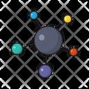 Cells Atom Bond Icon