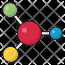 Cells Body Molecule Icon