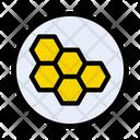 Cells Molecule Structure Icon