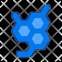 Cells Molecule Atom Icon
