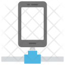 Mobile Network Cellular Icon