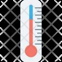 Celsius Fahrenheit Mercury Icon