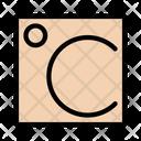 Celsius Temperature Climate Icon