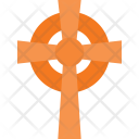 Celtic Cross Grave Icon